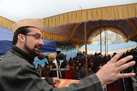 Birth of Prophet (SAW) revolutionised human thinking: Mirwaiz