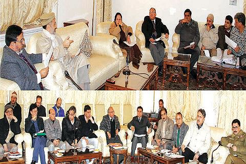Revised Master Plan for Srinagar City by March-end