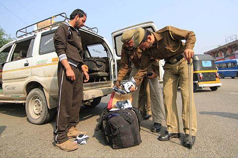 HIGH ALERT ACROSS INDIA FOR RD CELEBRATIONS