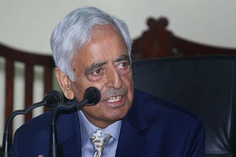 Jammu Kashmir Chief Minister Mufti Sayeed passes away at AIIMS