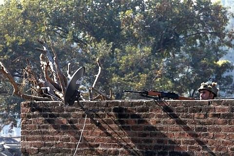 Pathankot attack: NIA intensifies probe, chief visits encounter site