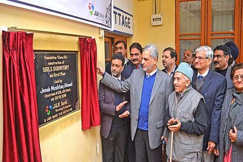 JK Bank takes another CSR initiative in Jammu