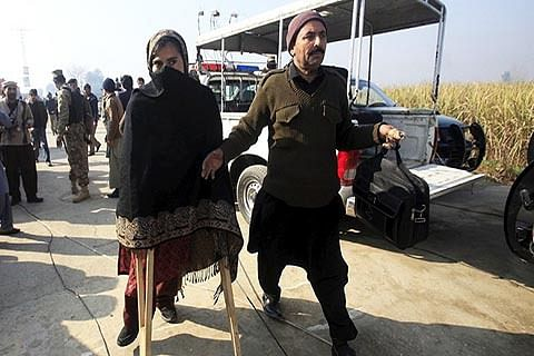 ANOTHER MASSACRE IN PAKISTAN| 25 killed as terrorists storm university in Charsadda