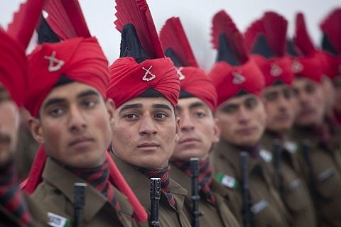 Admin imposes restrictions on sale of combat dresses in Rajouri