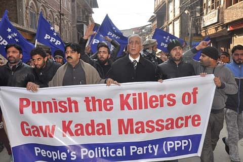 Gaw Kadal massacre carried out to pave way for Pandits' migration: Hilal war