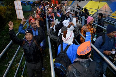 Amarnath yatra: Service providers asked to get vaccinated