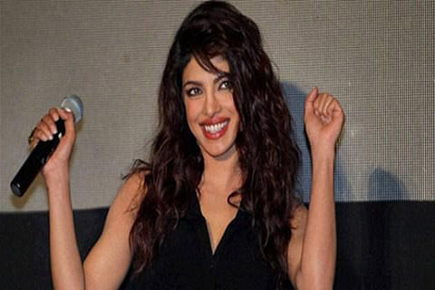 I have ambitions, and work hard to achieve them: Priyanka Chopra