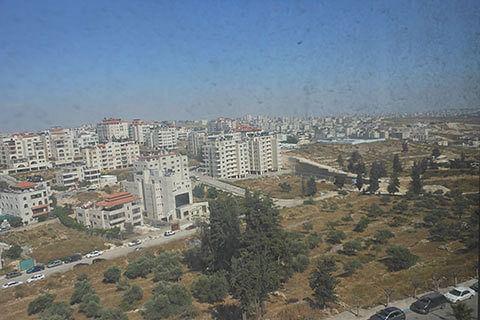 Planning Problems in Palestine