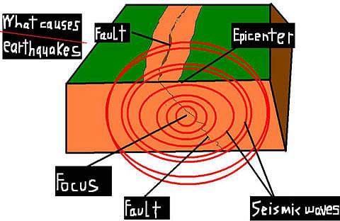 Delhi-based firm claims making 'quake alarm'