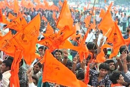 RSS to hold rally in Kashmir 'in early May'