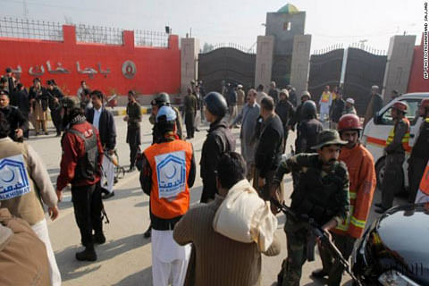 Pakistan's Bacha Khan University reopens amid tight security