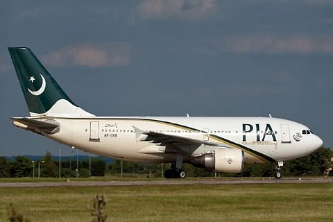 Pakistan airlines cuts operations after two staffers killed