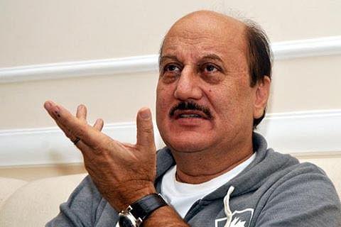 Anupam Kher denied Pakistani visa for second time