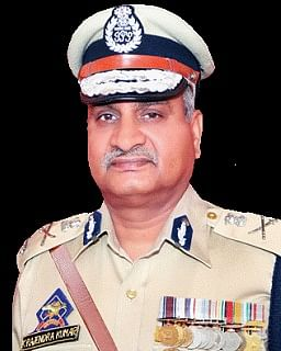 JK Police pay tributes to late Rao