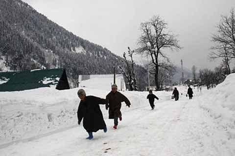 Chillai Kalan's letter to Kashmiris