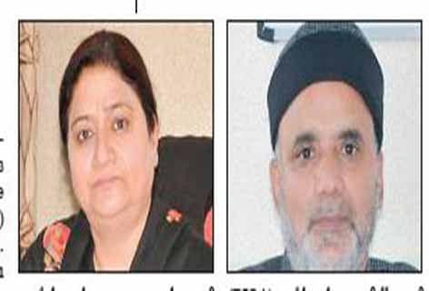 Prof Nilofar Khan takes over as KU's 1st woman DCDC