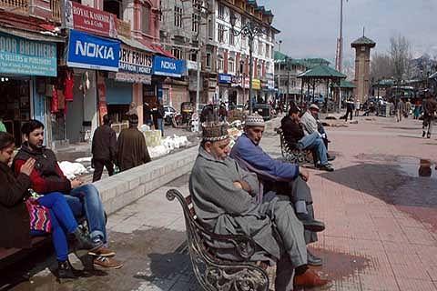 Weatherman predicts sunny days in Kashmir