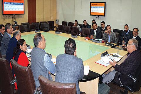 CS chairs 1st SLAP meet on Swachh Bharat Mission