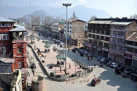 'Disappointed', Srinagar traders down shutters in protest
