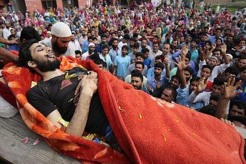 Panel asks Islamabad to not encourage Kashmir armed struggle