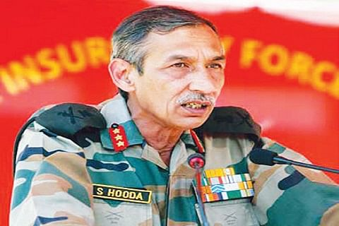 No large ISIS footprint in J&K but Intl Op needed to prevent ideology spread: Army