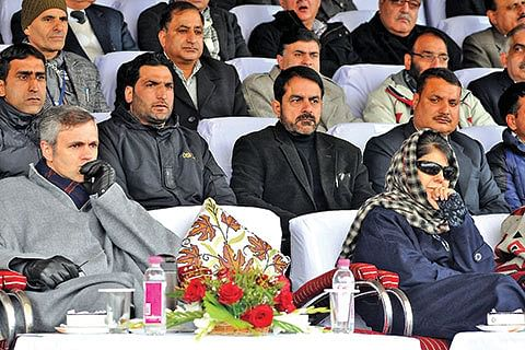Of Mehbooba and Omar