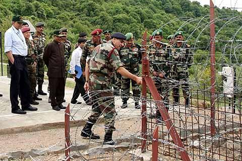 No large ISIS footprint in JK: Lt Gen Hooda