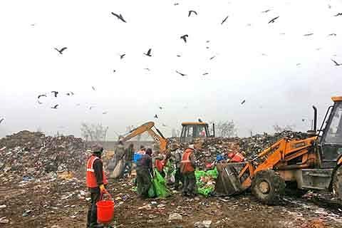 No solid waste management for 23 lakh north Kashmir residents