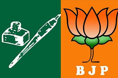 BJP-PDP Alliance: JNU students question Sangh 'double standards'