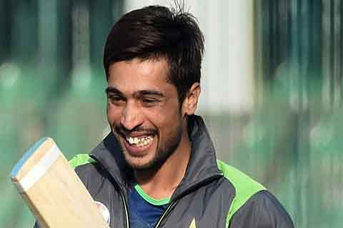 All eyes on Amir as India clash with Pakistan