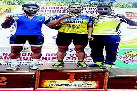 20th Road National Championship: Akber Khan bags 2nd gold medal