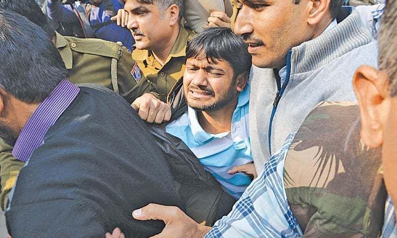 "Court attackers were ""highly politically motivated"": Kanhaiya"