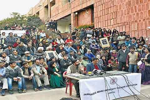 What is at Stake in JNU?