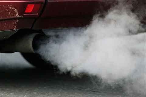 Villagers decry increasing  air pollution