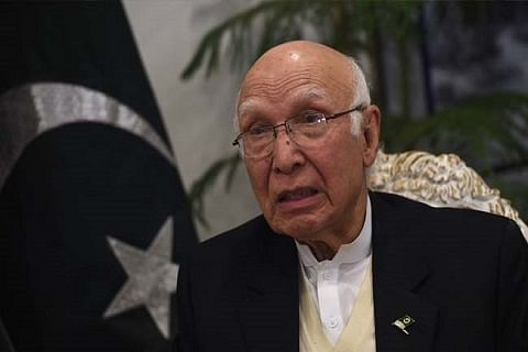 Talks to resume after probe team's visit to India: Aziz
