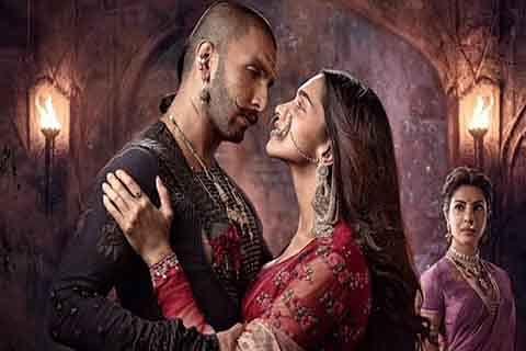 """""""Bajirao Mastani"""" sweeps Zee Cine Awards 2016"""