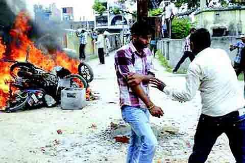 """Intelligence failure led to M""nagar riots"""