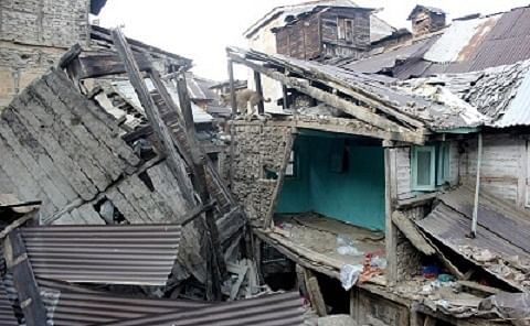 Rs 418.67 crore released for flood damaged houses