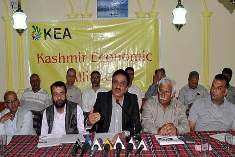 Delay in Govt formation hits JK's economic interests: KEA