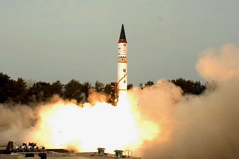 India successfully test-fires n-capable Agni I missile