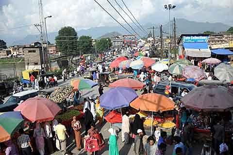 Jammu Kashmir to witness three days of dry weather