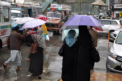 MeT predicts brief spell of light rain at isolated places in J&K during next week