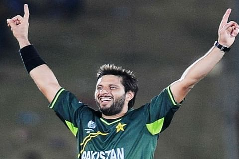 Afridi was not 16 when he smacked 37-ball 100