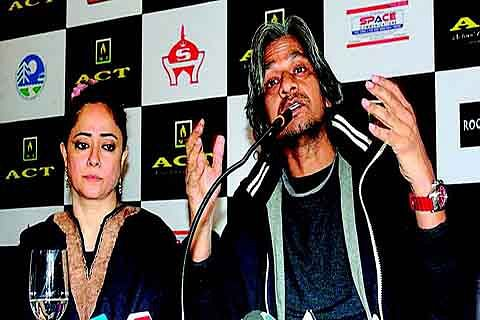 Vijay Raaz pitches for Theatre revival in Kashmir