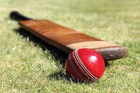 Cricket fever in Kashmir