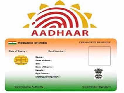 '10 lakh Aadhaar issued since January'