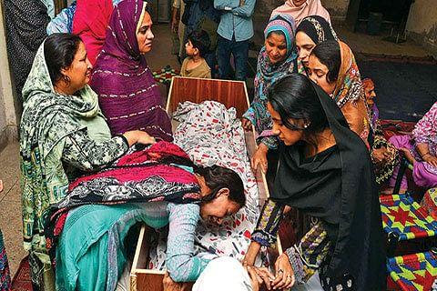 Lahore bloodbath