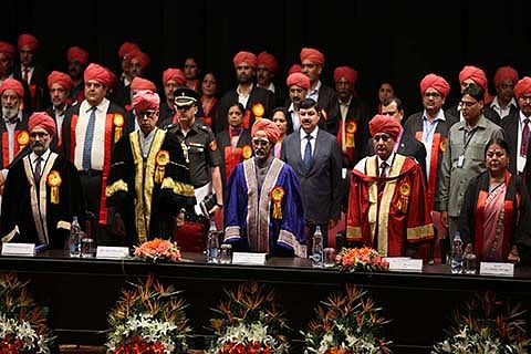 CJI conferred with Doctor of Laws by Jammu University