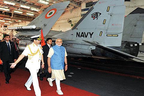 Modi in Saudi Arabia to boost ties