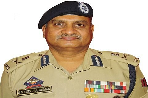 Rajendra reviews, security arrangements for swearing in ceremony